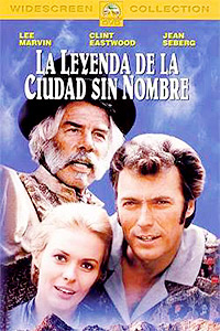 Cartel de la película La leyenda de la ciudad sin nombre