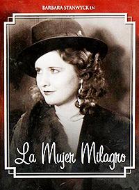 Cartel de la película La mujer milagro