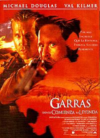 Cartel de la película Los demonios de la noche