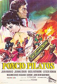 Cartel de la película Poncio Pilatos