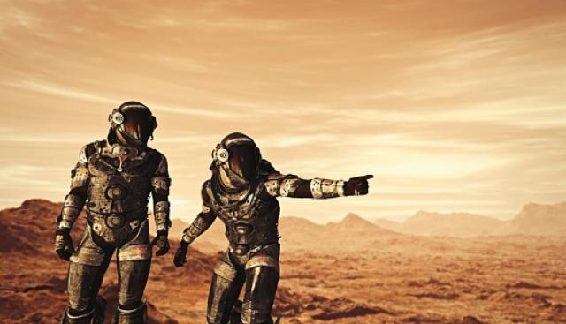 NASA: ¿Qué tan peligroso sería el viaje a Marte para un humano? (Getty)