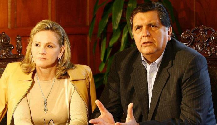 Pilar Nores, la compañera del señor García. (Archivo/GEC)