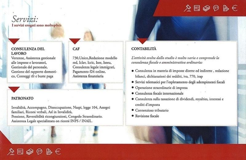 Caf E Patronato Pescara Professionisti E Consulenti