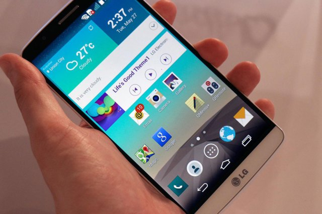 LG G3: how easily turn it into LG G5