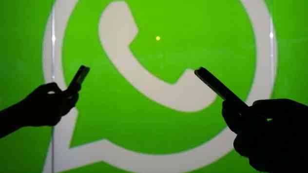 whatsapp panne
