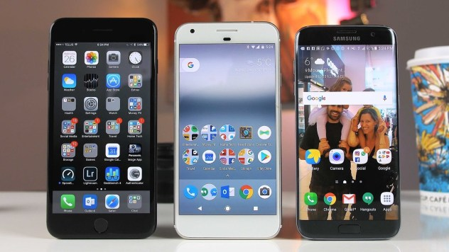 google iphone android switch
