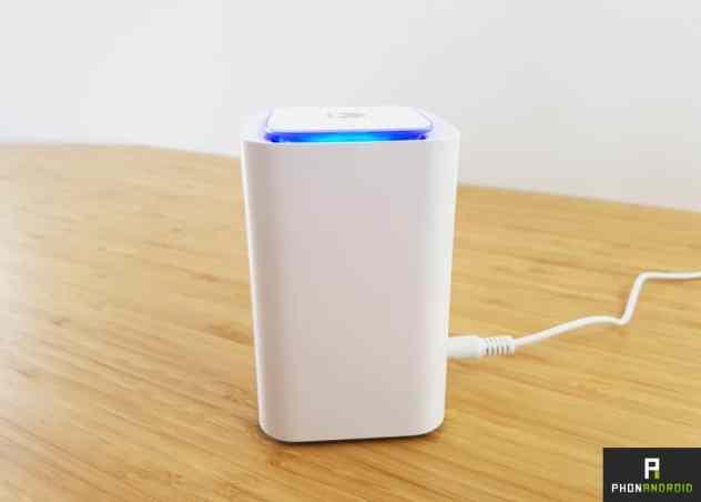 4g box bouygues telecom design