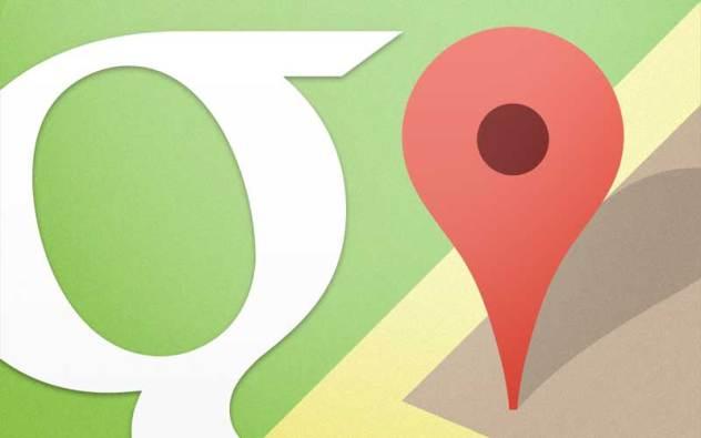 Google Maps nouveau design