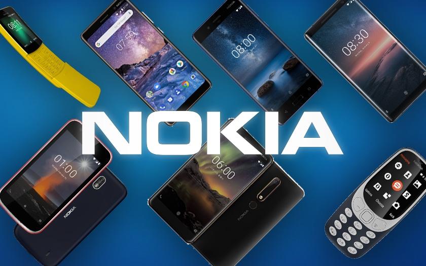 comparatif meilleur smartphone nokia