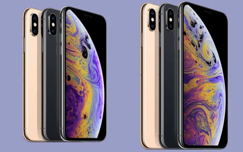 iphone xs xs max disponible france