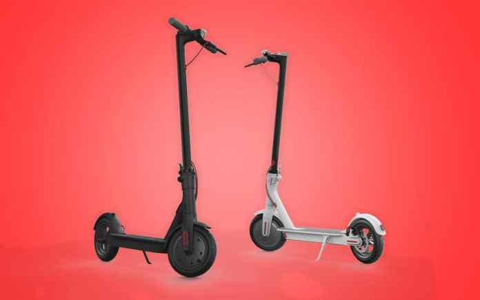 xiaomi scooters hacking
