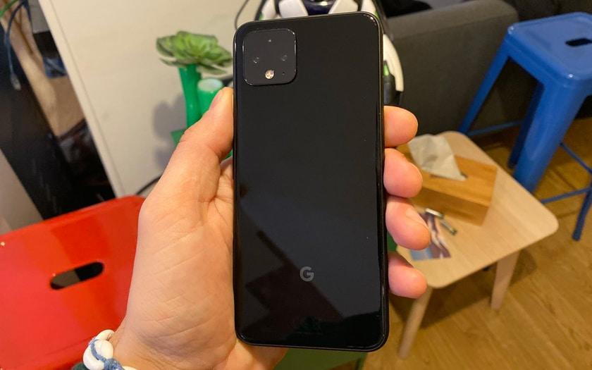 Prise en main, Google, Pixel 4, Pixel 4 XL, Android,