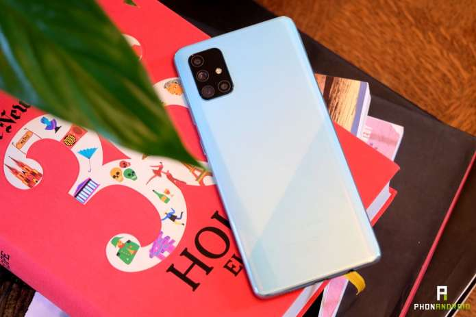 Samsung Galaxy A71 Review It Has Almost Everything World Today News