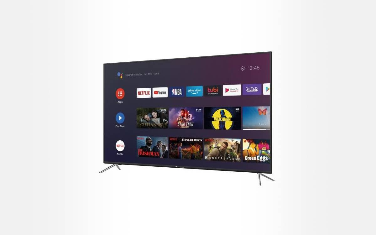 tv android 4k ultra hd