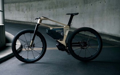 BMW presents the i Imaginative and prescient AMBY, an electrical bicycle with 300 km of autonomy on the clock