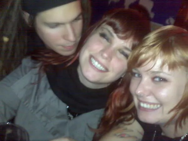 Drunk to Sober: Colin, Kim and I