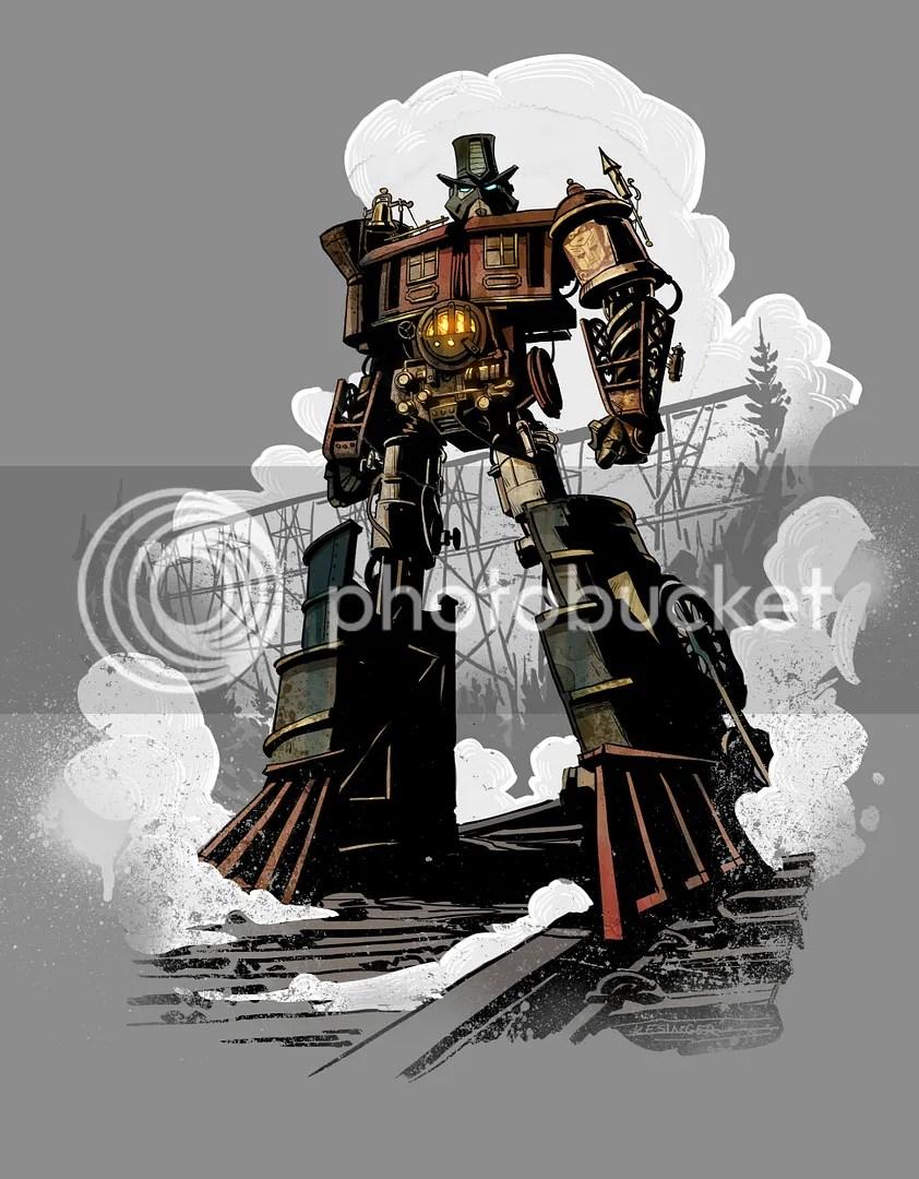 Brian Transformers Kesinger