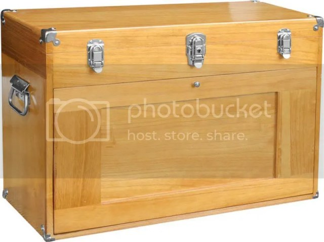Wooden Machinist Tool Box Plans