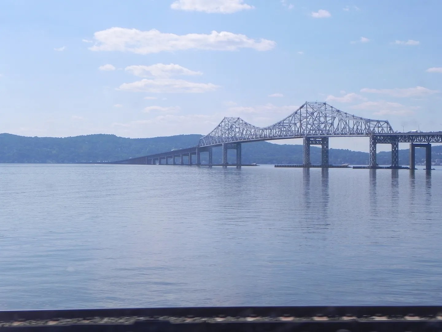 tappan zee bridge traffic report incidents