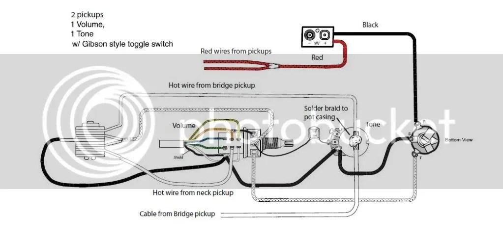 pickups?resize=665%2C322 emg wiring diagram 1 volume wiring diagram  at reclaimingppi.co