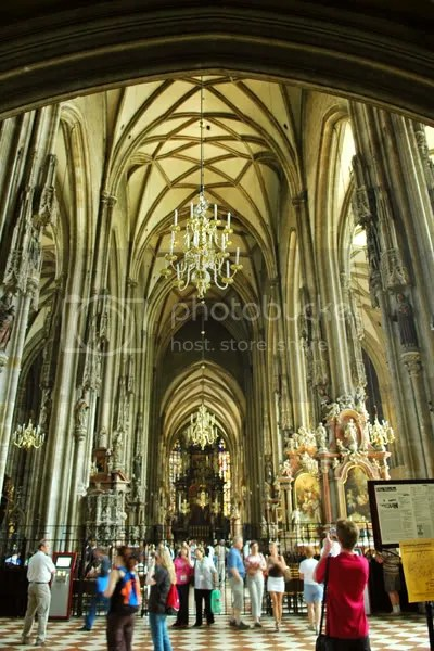 Photos from Stefansdom Vienna by Arun Shanbhag