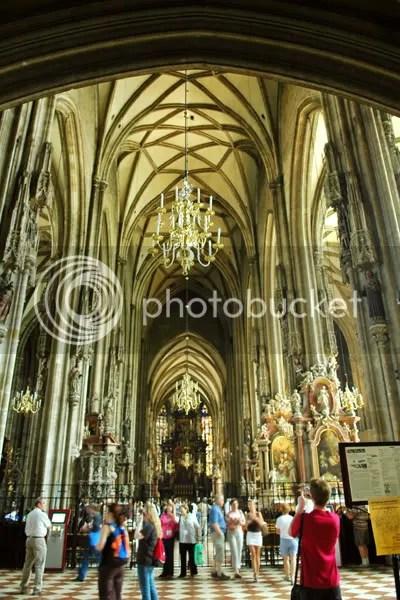 Photos from Stefansdom Vienna by Arun Shanbhag