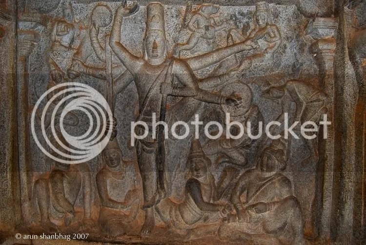 Varaha Mandapa Cave Mamallapuram