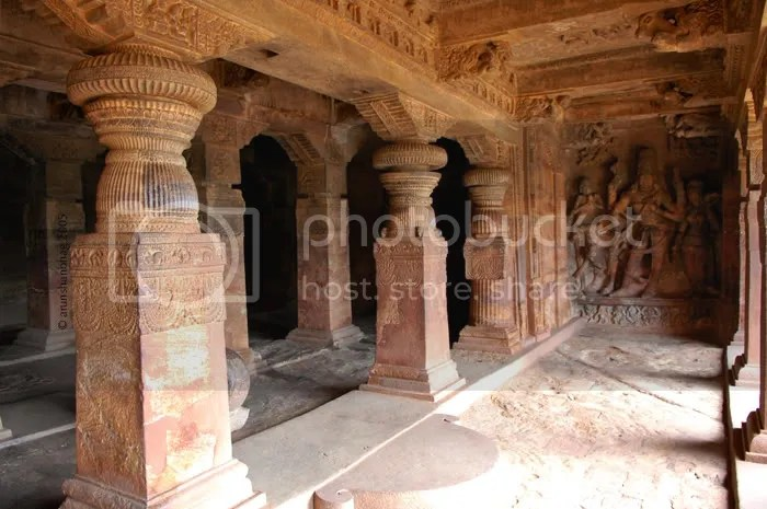 Cave Temples of Badami
