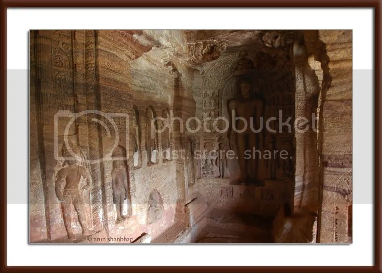 Jaina Cave 4 of the Cave Temples of Badami