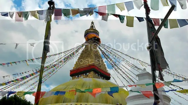 Arun Shanbhag Baudhanath Stupa, Kathmandu, Nepal
