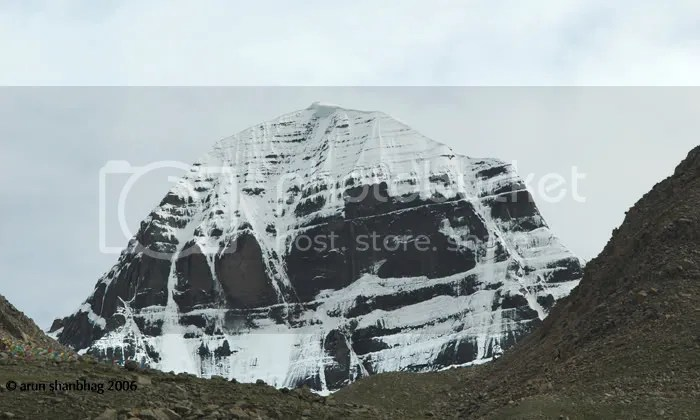 photos of mount Kailash Manasarovar in Tibet by Arun Shanbhag