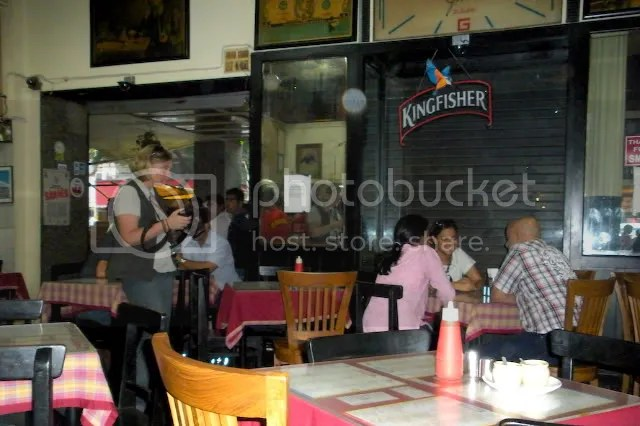Leopold Cafe Reopens