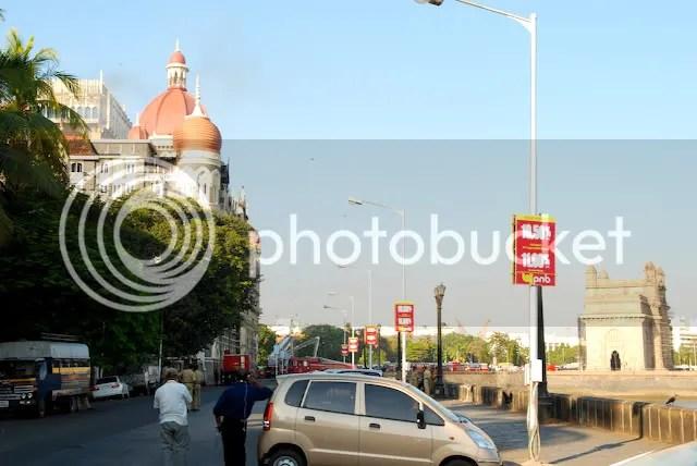 Mumbai Blasts Taj pics
