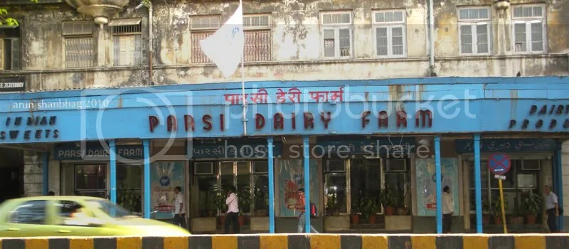 Parsi Dairy Farm best place for mithai in Mumbai