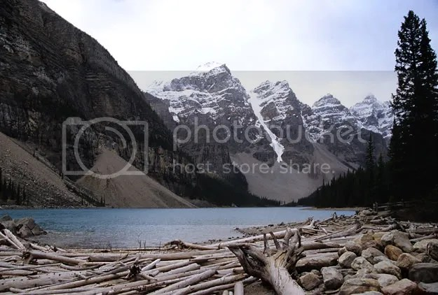 Pics from Moraine Lake Alberta Canada by Arun Shanbhag