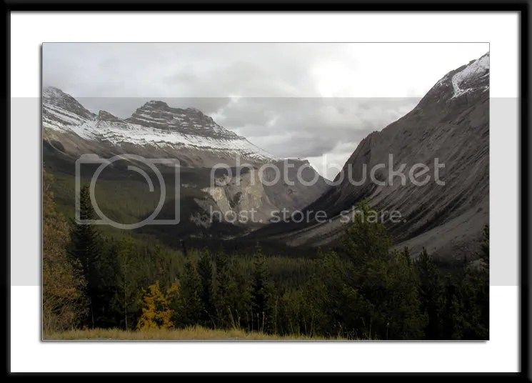 Pics of Mistaya Canyon near Banff, Canada by Arun Shanbhag