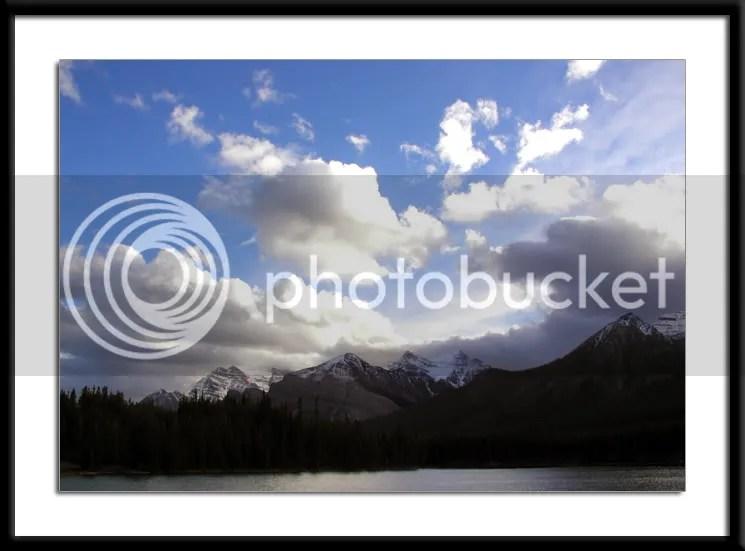 Pics of Mistaya Canyon near Banff, Canada by Arun Shanbhag