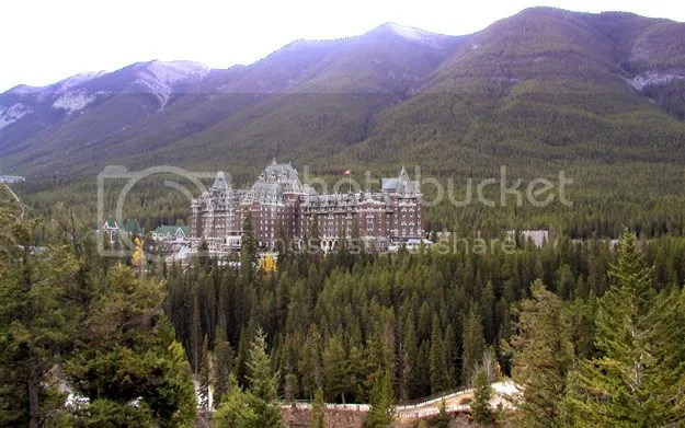 Pics of the Fairmont Spring Resort in Banff, Canada by Arun Shanbhag