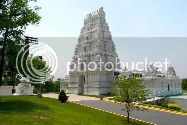 Picture Hindu Temple Chicago Rama Temple Lemont