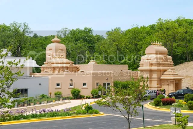 Picture of Hindu Temple Chicago Shiv Ganesha Devi Temple Lemont