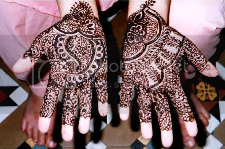 Of Diamonds, Mehndi and the Girls Who Deserve it All Arun Shanbhag
