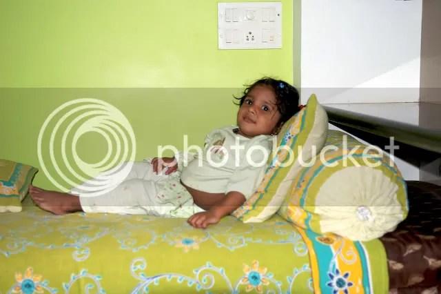 Pictures of Meera in Green, Mumbai 2010