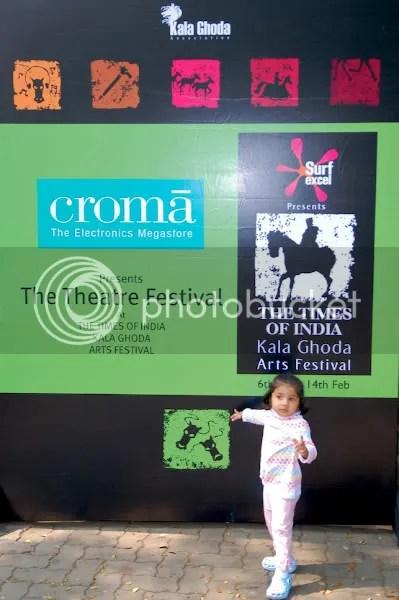 Kala Ghoda Festival, Meera