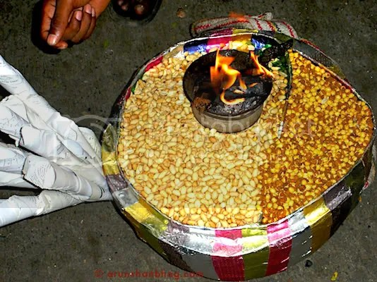 chana wallah mumbai street food