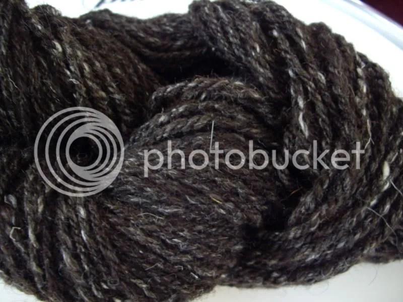 Ummmm....silky tweed....
