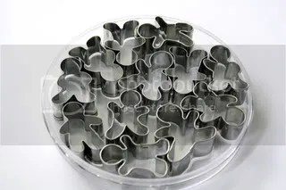 Picture of cookie cutters