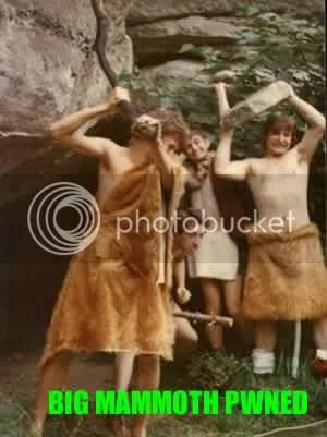 cavemen lol