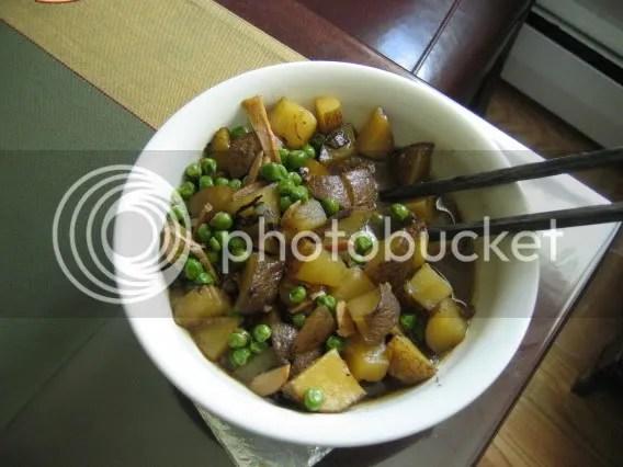 Yum. Potato.