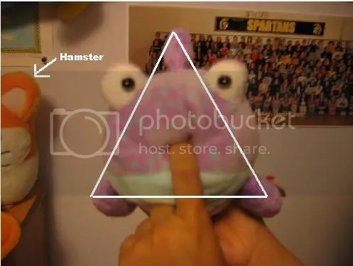 A picture of Mr. Squishyfish