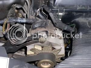 Alternator not charging  Ford Bronco Forum